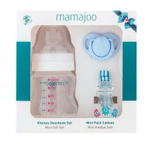 Mamajoo Mini ajándék szett - Kék 150 ml