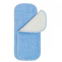Bambusz pelenkabetét, 2 db/csomag Kék