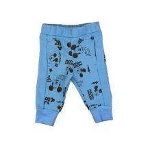 Disney Mickey belül bolyhos, baba/gyerek szabadidő nadrág (méret: 62-98)