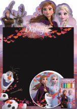 Disney Frozen, Jégvarázs Törölhető rajztábla