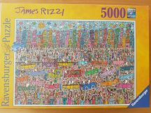 +Puzzle 5000 db - James Rizzi 17427