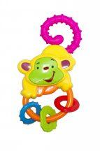 Baby Care csörgő-rágóka - majmos