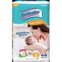 Freshmaker nadrágpelenka 2 Mini3-6 kg 44 db