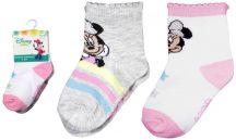 Disney Minnie Baba zokni 2 pár/csomag