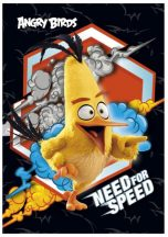 Angry Birds notesz A/7, többféle minta