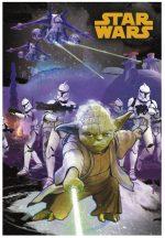Star Wars notesz A/7, többféle minta