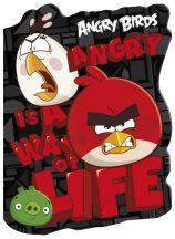 Angry Birds notesz A/6, többféle minta