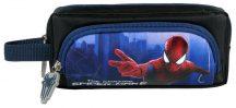 Pókember, Spider-Man tolltartó, beledobálós, szögletes, AS18, kék-piros