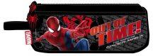 Pókember, Spider-Man tolltartó, beledobálós, AS16, fekete-piros