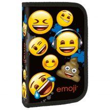 Smiley, emoji tolltartó, klapnis, töltött, EM12