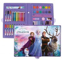 Jégvarázs rajzkészlet, 71 db-os, KL27, Frozen 2
