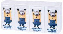 Minions, Minyonok papírzsebkendő, 8x10