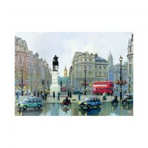 Educa London Charing Cross, Alexander Chen puzzle, 3000 darabos