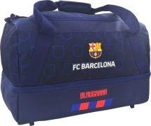 FC Barcelona utazótáska, sporttáska, 48x30x28cm
