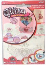 Glitza Fashion csillámtetoválás I Love You kis csomag