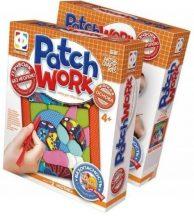 Patchwork képkészítő szett, Macska, 4+