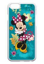 Minnie és a virágok - iPhone tok