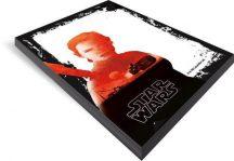 Star Wars jegyzettömb A/6, 50 lapos Rey