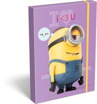 Minions, Minyonok füzetbox A/4, I Love U