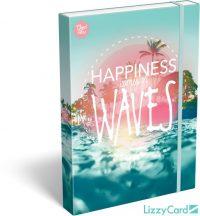 Good Vibes füzetbox A/4, Wave