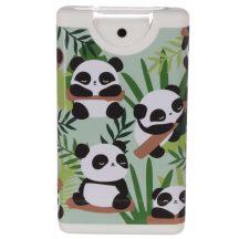 Kézfertőtlenítő spray, 15 ml, műanyag tartóban, panda