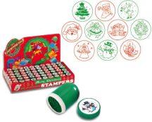 Nyomda, karácsonyi, 10 féle, kör alakú, 1 db