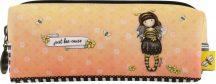 "Santoro Gorjuss, tolltartó, neszeszer ""M"" 20x11x7cm, műbőr, Bee-Loved"