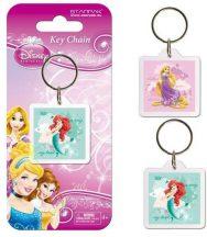 Disney hercegnők kulcstartó, többféle