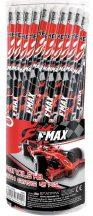 Fmax grafitceruza radírral, autós, HB, 1 db, autós